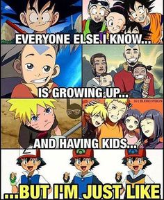 Lol ash been 10 for like 20 years