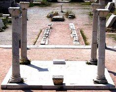 Basílica de San Juan Evangelista de Éfeso, s. VI. Éfeso.