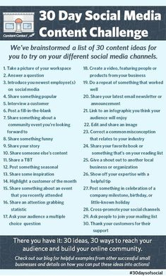 Not Sure What to Post on Social Media? Try This Social Media Challenge! What's the hardest part of using social media for your business or organization? If you're like most small business owners, coming up with content is at th Inbound Marketing, Social Marketing, Affiliate Marketing, Mundo Marketing, Marketing Services, Marketing Online, Digital Marketing Strategy, Content Marketing, Internet Marketing