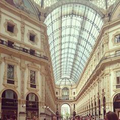 #milano #italia #chebellaitalia #vittorioemanuele #loveitaly