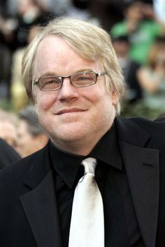 Philip Seymour Hoffman, such a great actor!
