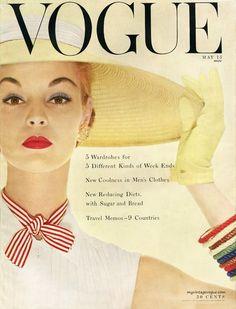 1954 May Vogue US
