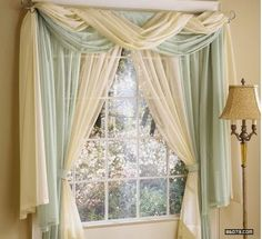 bedroom curtain ideas 40 Bedroom Curtain Ideas, 51 Cool Ideas
