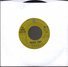 Rock, DOOBIE BROTHERS, THE-Listen To The Music, Toulouse Street 45 WB 1972 VGB…