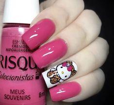 Korea Nail Art, Nail Designs, Nail Polish, Nails, Beauty, Finger Nails, Ongles, Nail Desings, Nail Polishes