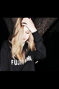 """((Taissa Farmiga)) """"Hey, I'm Violet. Well my real name is Taissa. It's pronounced Tie-ee-sa. Well, I was in the first and third season of AHS. Anyways, I'm 21. I'm sort of a killer. Whatever. I'm sweet and kind. But I can be vicious."""""""