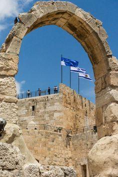 Tower of David - Jerusalem Citadel - Jerusalem, Israel