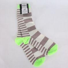 14.99$  Buy here - http://vilof.justgood.pw/vig/item.php?t=kg3yjaq25961 - New Socks J. Crew Women Men Cotton Blend Prints Blue Gray White A Pairs One Size 14.99$