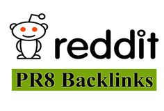 Reddit pr8 backlinks