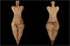 Old Europe - Hamangia, Vinca, Cucuteni, Gumelniţa (5500-3500BC)