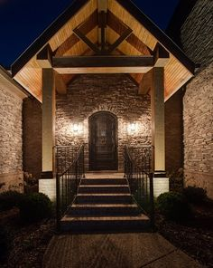 Are you ready to add Nashville outdoor lighting, but don't know where to begin? Facade Lighting, Curb Appeal, Outdoor Lighting, Nashville, Perspective, Ads, Architecture, Building, Travel