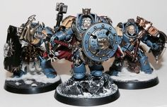 Wolf Lords Unite - Army of One - Spikey Bits