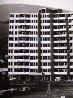 Eger, Csebokszári városrész - Zalka Máté utca - ma Malomárok utca Utca, Old Pictures, Hungary, Skyscraper, Multi Story Building, Antique Photos, Skyscrapers, Old Photos