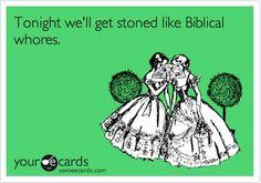 Biblical whores...