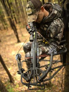 When you're through hunting, it's best to uncock your crossbow. http://riflescopescenter.com/category/barska-riflescope-reviews/