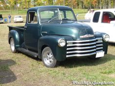 1953 chevy truck for sale | 1953 Chevrolet Pickup...just like papaw Dingess had...he was a Chevy guy.