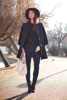 Embellished casual look