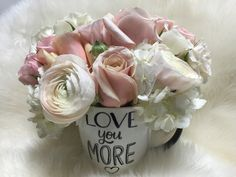 Love you more by Bonjour blooms