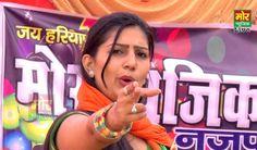Fancy Suit Sapna Dance Video
