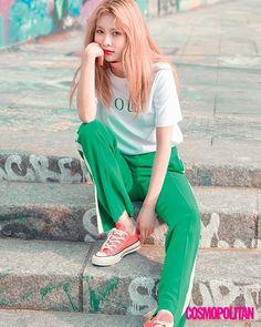 Image de cube, and kim hyuna Hyuna Fashion, Girl Fashion, Womens Fashion, Kpop Girl Groups, Kpop Girls, Hyuna Triple H, J Pop, Wonder Girls Members, Hyuna Kim