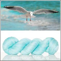 Expression Fiber Arts, Inc. - FLIGHT YAK SILK LACE YARN, $39.00 (http://www.expressionfiberarts.com/products/flight-yak-silk-lace-yarn.html)