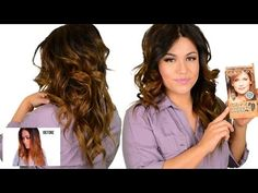 ▶ DIY DRUGSTORE Tone Brassy Orange, Ombre & Highlighted Hair - YouTube