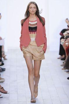 Chloe Spring/Summer 2012 Ready-To-Wear   British Vogue
