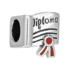 Expressions for Helzberg® Wizard of Oz™ Scarecrow Diploma Bead