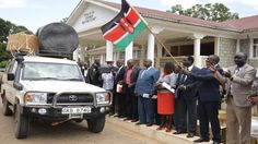 Govt. set to complete meat factory in Pokot
