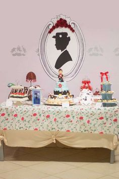 Mary Poppins Birthday Party Ideas   Photo 10 of 40   Catch My Party