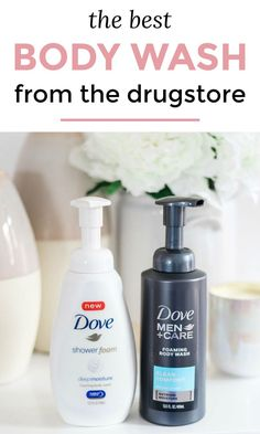 The best body products don't have to be expensive! The Dove Deep Moisture Shower Foam is the b. Summer Beauty Tips, Beauty Tips For Face, Best Beauty Tips, Winter Beauty, Diy Beauty, Best Body Wash, Shower Foam, Beauty Hacks Nails, Dove Men Care