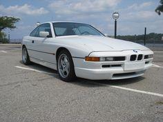 34k-Mile 1995 BMW 850CSI | Bring a Trailer