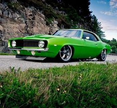 Classic Camaro. Check out Facebook and Instagram: @metalroadstudio Very cool!