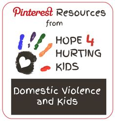 An extensive collection of Pinterest resources related to domestic violence and the impact it has on children who witness it.