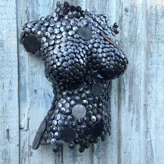 Metal Wall art sculpture abstract torso by Holly by onlyart76, $650.00