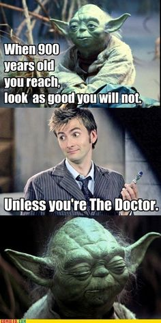 Being The Doctor...The Best! :D