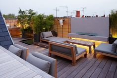 Image result for rooftop terrace in work environments