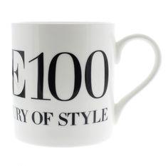 #Vogue100 exhibition mug