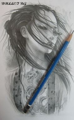 Geisha by ~bullettattoobg on deviantART