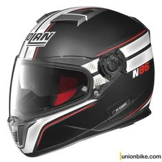 Casco Nolan N86 Rapid Flat Black