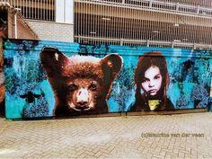 98ef4406c16459 Writersblock streetart parkeergarage de klanderij. Foto van Maurice vd Veen