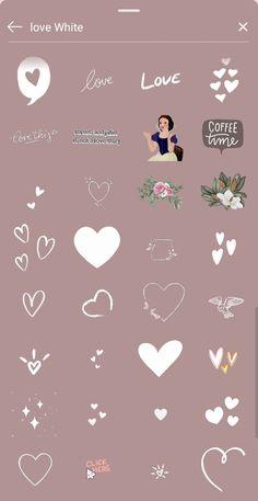Blog Instagram, Instagram Editing Apps, Instagram Emoji, Iphone Instagram, Instagram And Snapchat, Instagram Story Ideas, Instagram Quotes, Instagram Posts, Instagram Heart