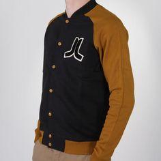 'balker raglan' jacket by wesc at L & S