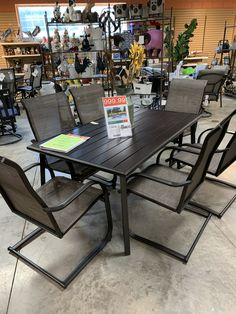 Patio Sets, Dining Table, Furniture, Home Decor, Decoration Home, Room Decor, Dinner Table, Home Furnishings, Dining Room Table