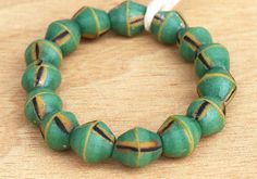 Hey, I found this really awesome Etsy listing at https://www.etsy.com/listing/251325054/african-recycled-beads-krobo-beads