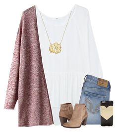 Life is going pretty good rn:) by savanahe on Polyvore featuring MANGO, Lucky Brand, J.Crew and Hollister Co.