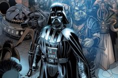 The Darth Vader Comic Is Star Wars at Its Best -- Vulture
