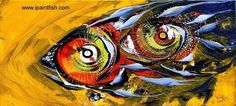 www.ipaintfish.com  The Fine Art Fishes of J. Vincent Scarpace. Commission and investment originals, on canvas.  artist@ipaintfish.com