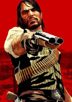 red dead redemption | Tumblr