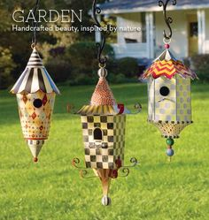 MacKenzie-Childs - Garden Decor Handcrafted by MacKenzie-Childs